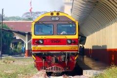 Keine Hitachi-Lokomotive 4519 Stockbild