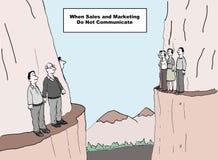 Keine Kommunikation Lizenzfreie Stockfotos