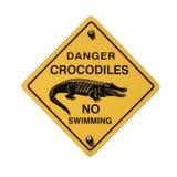 Keine Schwimmen Lizenzfreie Stockbilder