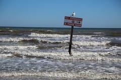 Keine Schwimmen Lizenzfreie Stockfotografie