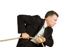 Keine Team-Arbeit Lizenzfreies Stockfoto