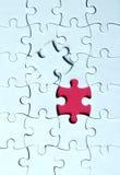 Keins Element, Leerzeichen, Puzzlespiel Lizenzfreie Stockbilder