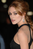 Keira Knightley photo libre de droits