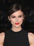 Keira Knightley Royalty-vrije Stock Fotografie