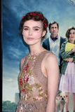 Keira Knightley arrives at the  Stock Photography