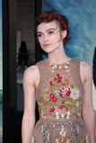 Keira Knightley arrives at the  Stock Image