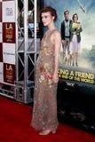 Keira Knightley chega no   Fotos de Stock Royalty Free