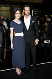 Keira Knightley and Chris Pine Stock Image