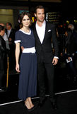Keira Knightley and Chris Pine Royalty Free Stock Photography