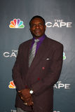 Keith David, les caps Photographie stock
