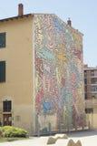 Keith Haring Pisa Fotografering för Bildbyråer