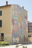 Keith Haring Pisa Stock Image