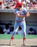 Keith Hernandez St. Louis Cardinals. Royalty Free Stock Photo