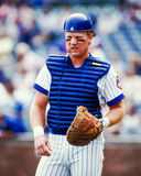 Keith Moreland catcher, Chicago Cubs Royalty Free Stock Images