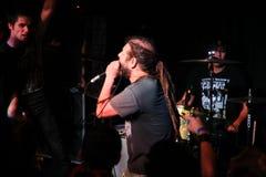 Keith Morris sous tension à Toronto l'octobre 2012 A Photos libres de droits
