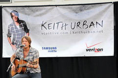 Keith Urban stock photography