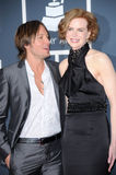 Keith Urban,Nicole Kidman Stock Photo