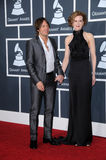 Keith Urban,Nicole Kidman Royalty Free Stock Photos