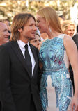 Keith Urban,Nicole Kidman Royalty Free Stock Photos