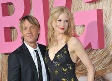 Keith Urban und Nicole Kidman Lizenzfreie Stockfotos