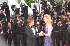 Keith Urban y Nicole Kidman Fotografía de archivo