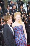 Keith Urban y Nicole Kidman Imágenes de archivo libres de regalías