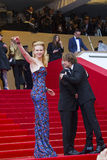 Keith Urban y Nicole Kidman Fotos de archivo