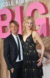 Keith Urban y Nicole Kidman Fotos de archivo libres de regalías