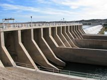 Keizer Dam Royalty-vrije Stock Afbeeldingen