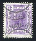 Keizer Franz Joseph Royalty-vrije Stock Foto's