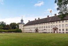 Keizerabdij van Corvey, Duitsland royalty-vrije stock foto's
