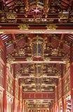 Keizerpaleis in Tint, Vietnam royalty-vrije stock afbeelding