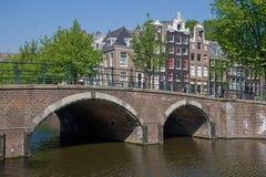 Keizersgracht Amsterdam Stock Image
