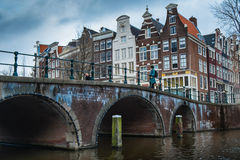 Keizersgracht Amsterdam Stock Photography