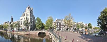 Keizersgracht-Westertoren Amsterdam Netherlands Stock Photos