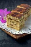 Kek Lapis- Layered Cake Stock Photos