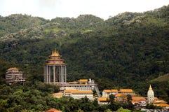Kek Lok Si槟榔岛马来西亚 免版税库存照片