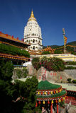 Kek Lok Si Buddhist Temple. At UNESCO's World Heritage Site of George Town, Penang, Malaysia Royalty Free Stock Images