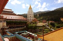 Kek Lok Si Buddhist Temple Stock Images