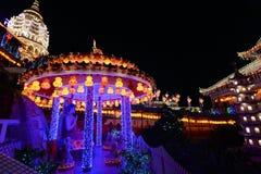 Kek Lok Si Buddhist Temple Royalty Free Stock Photography