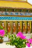 Kek Lok Si China tempel i den George Town Penang trädgården arkivbilder