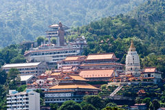 Kek Lok Si Malaysia. Kek Lok Si is the largest Buddhist temple in Penang Malaysia Royalty Free Stock Image