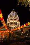Kek Lok Si Pagoda arkivbild