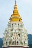 Kek Lok Si Pagoda arkivbilder