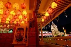 Kek Lok Si Penang Malaysia Royalty Free Stock Photo