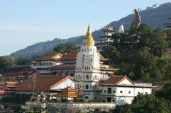 Kek Lok Si Tempel Stockfoto