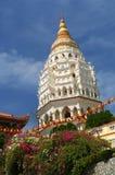 Kek Lok Si tempel arkivfoton