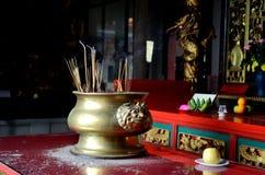 Kek Lok Si tempel arkivbild