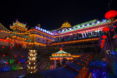 Kek Lok Si tempel royaltyfria foton