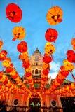 Kek Lok Si tempel royaltyfri bild